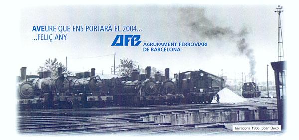 Felicitació 2003