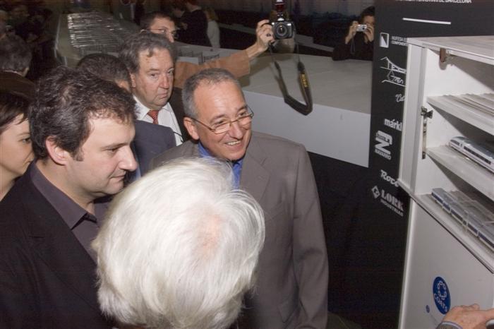 Inauguració Maqueta LAV Sagrera