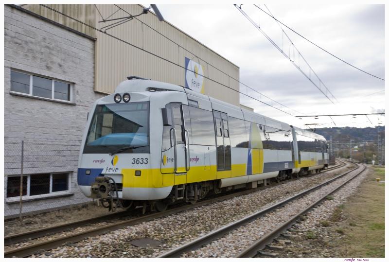Trenes especiales para el via crucis viviente de balmaseda for Horario de trenes feve