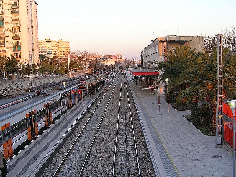 De La Serna Presenta El Proyecto De Integración Del Ferrocarril En L Hospitalet De Llobregat Barcelona Agrupament Ferroviari De Barcelona