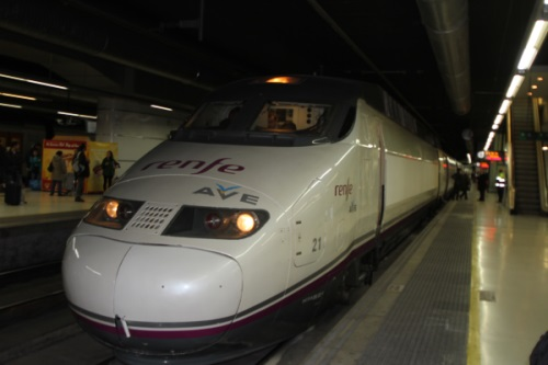 RENFE AVE Serie 100