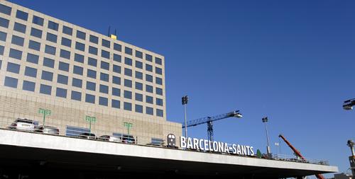 Est. Barcelona Sants. 8 2 2008.