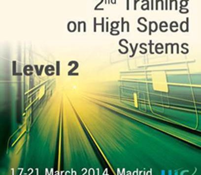 FFE· 2nd Training on Hig Speed Systems