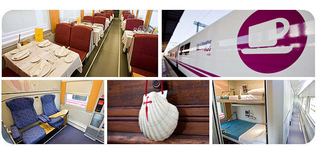 RENFE Train & Breakfast Camino Santiago 5
