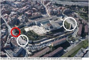 AJ. BCN. Districte St Andreu -Presó Trinitat