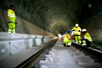 Alstom Tunel de Pajares