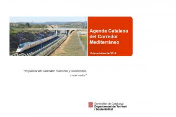 GenCat TES Agencia Catalana Corredor Mediterrani