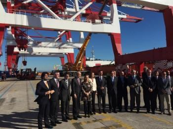 Fomento Port Barcelona Nov 2014