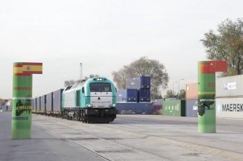 Fomento Tren China 2014