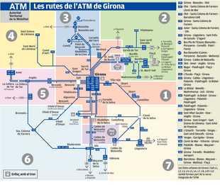 GenCat TES ATM Girona tarifas 2015
