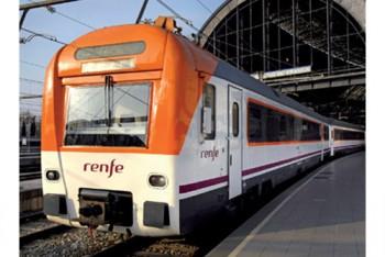 Renfe Regional 448