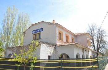 El conseller vila anuncia la cessi de l estaci de tren de la pobla de segur a l ajuntament per - Oficina turisme lleida ...