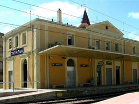 ADIF Estacion Tarrega