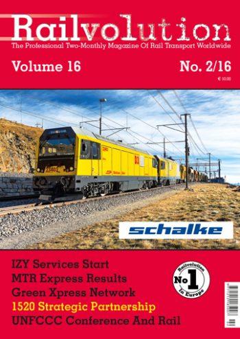 Railvolution 2·16 portada