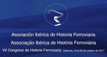 FFE VII Congreso de Historia Ferroviaria 2016