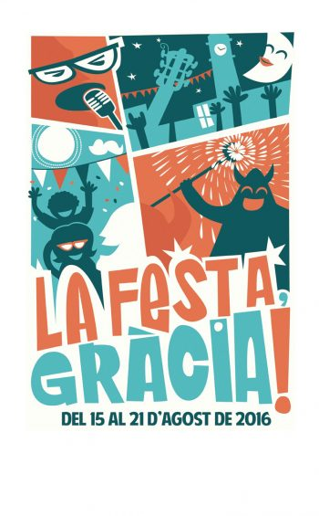 Festa Major de Gracia 2016