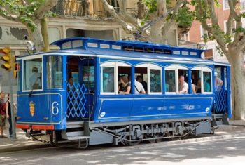 TMB Tramvia Blau