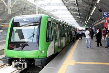Alstom Metro Lima 2016