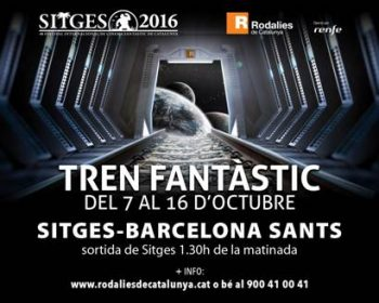Tren Fantastic 2016