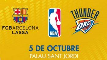 TMB NBA 5 octubre 2016